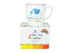 "Ashdene Kubek porcelanowy 16562 ""Over the Rainbow - chmurka"""