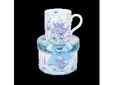"Ashdene Kubek porcelanowy 16578 ""kwiatki"""