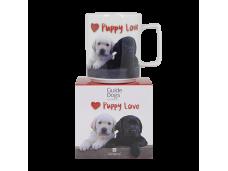 """Ashdene Kubek porcelanowy 16994 """"puppy love"""""""