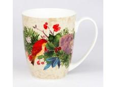 """Ashdene Kubek porcelanowy 42831 """"świąteczny"""""""