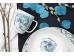 """Ashdene Miseczka porcelanowa obiadowa 2 szt 16429 """"kwitnący kwiat"""""""