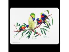"Ashdene Mata na stół 10331 ""ptaki Australii - lorikeet"""