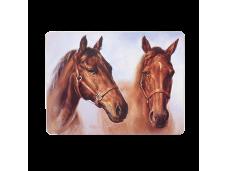 """Ashdene Podkładki korkowe małe 18525 """"konie folbluty"""""""