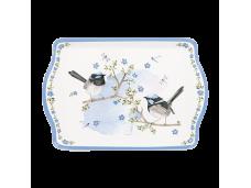 """Ashdene Taca średnia 89562 """"ptaki - strzyżyk"""""""