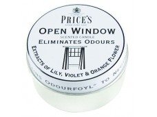 Price's Candles tealighty zapachowe OPEN WINDOW duże w puszce