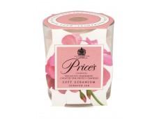 Price's Candles zapachowa świeca w słoiczku SOFT GERANIUM