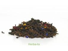 """herbata czerwona Pu Erh z dodatkami """"Żurawina"""""""