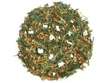 """herbata zielona japońska """"Genmaicha"""""""