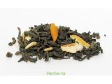 """herbata czerwona Pu Erh z dodatkami """"Grejpfrut"""""""