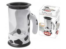 Shaker na baterie do napojów z dodatkiem mleka