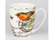 "Ashdene Kubek porcelanowy 16217 ""antyczne ptaszki"""
