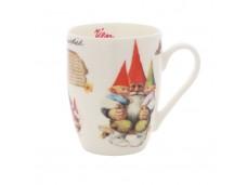 """Rien Kab Kubek porcelanowy 174584 """"old lullaby"""""""