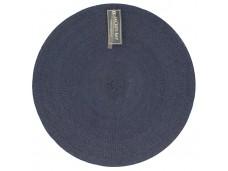 Jackies Bay Mata - podkładka na stół okrągła 175438 - niebieska
