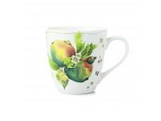 """Marjolein Bastin Kubek porcelanowy XL 176300 """"owoce - jabłko"""""""