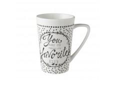 "Dutch Rose Kubek porcelanowy XL 176544 ""favorite"""