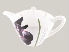 Viva Iris Nero dzbanek do herbaty 7243