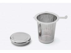 Weis Zaparzaczka do herbaty koszyczek z przykryciem 13662