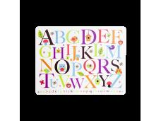 """Ashdene Mata na stół 10255 """"alfabet"""""""