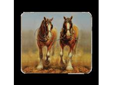 """Ashdene Podkładki korkowe małe 18574 """"konie"""""""